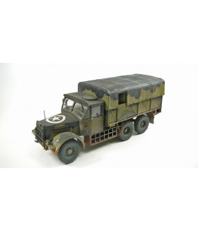 1/35 Albion CX22S - Heavy Artillery Tractor - High Quality Resin KIT by Fankit Models
