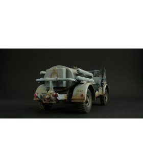 1/35 Crossley 4x4 RAF Fire Tender - High Quality Resin KIT by Fankit Models