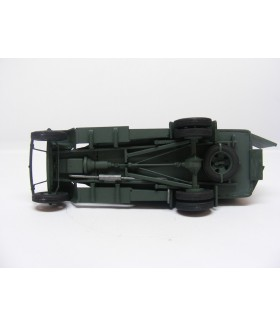 1/35 GAZ 55 Ambulance - 1942 - High Quality Resin KIT by Fankit Models