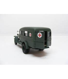 1/35 GAZ 55 Ambulance - 1942 - ReadyBuilt Resin Model by Fankit Models