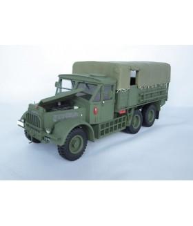1/35 Albion CX22S - Heavy Artillery Tractor - ReadyBuilt Resin Model by Fankit Models