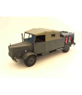1/35 Mercedes-Benz L4500A TLF 25 - High Quality Resin KIT by Fankit Models