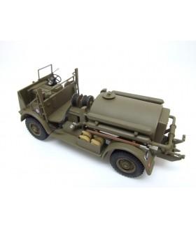 1/35 Crossley 4x4 RAF Fire Tender - ReadyBuilt Resin Model by Fankit Models