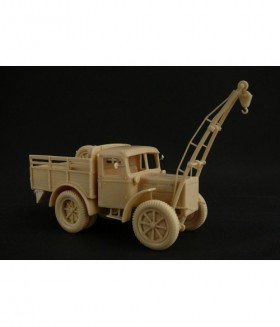 1/35 Breda 41 - Tractor,Heavy,4x4,Recovery - High Quality Resin KIT by Fankit Models