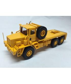 HO 1/87 Faun HS 40.45/45 6x6 - 1980 - High Quality Resin Model Built by Fankit Models