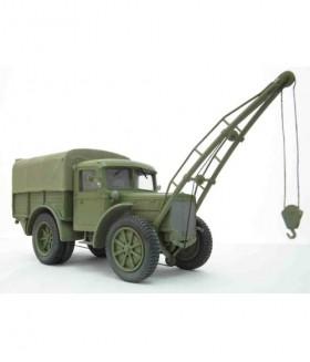 1/35 Breda 41 - Tractor,Heavy,4x4,Recovery - ReadyBuilt Resin Model by Fankit Models