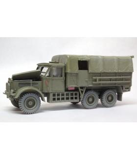 1/72 Albion CX22S - Heavy Artillery Tractor - ReadyBuilt Resin Model by Fankit Models