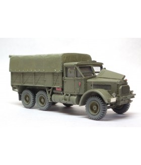 1/72 Albion CX22S - Heavy Artillery Tractor - High Quality Resin KIT by Fankit Models