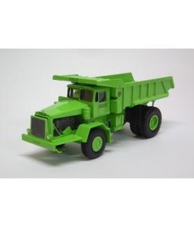 HO 1/87 Euclid R45 Dumper 4x2 - High Quality Resin Models Built by Fankit Models