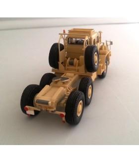 HO 1/87 FAUN HZ 40.45/45 6X6 oilfield truck - High Quality Resin Models Built by Fankit Models